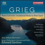 "Grieg: Piano Concerto; Incidental Music to ""Peer Gynt"""