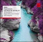 Grieg: Piano Concerto; Lyric Pieces, Opp. 43 & 54