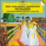 Grieg: Piano Concerto; Lyric Suite; In Autumn - Lilya Zilberstein (piano); Gothenburg Symphony Orchestra; Neeme Järvi (conductor)