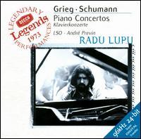 Grieg & Schumann: Piano Concertos - Radu Lupu (piano); London Symphony Orchestra; André Previn (conductor)
