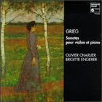 Grieg: Sonates pour violon et piano
