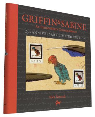 Griffin and Sabine: An Extraordinary Correspondence - Bantock, Nick