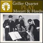 Griller Quartet Plays Mozart & Haydn