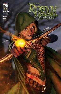 Grimm Fairy Tales: Robyn Hood - Shand, Patrick