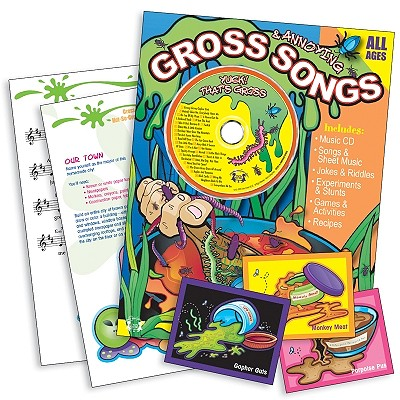Gross & Annoying Songs - Twin Sisters Productions (Creator)