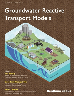 Groundwater Reactive Transport Models - Yeh, Gour-Tsyh (George), and Parker, Jack C, and Zhang, Fan