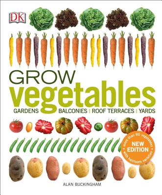 Grow Vegetables - Buckingham, Alan