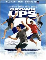 Grown Ups 2 [2 Discs] [Includes Digital Copy] [UltraViolet] [Blu-ray/DVD] - Dennis Dugan