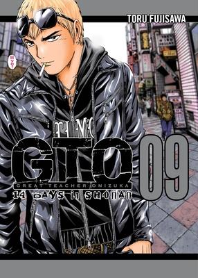 Gto: 14 Days in Shonan, Volume 9 - Fujisawa, Toru