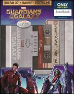 Guardians of the Galaxy [Includes Digital Copy] [3D] [Blu-ray/DVD] [Only @ Best Buy] [Steelbook]