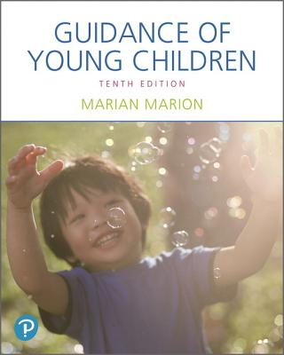 Guidance of Young Children - Marion, Marian C.