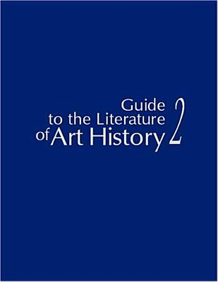 Guide to the Literature of Art - Marmor, Max, and Ross, Alex