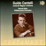 Guido Cantelli conducts Wagner & Brahms
