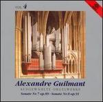 Guilmant: Ausgewählte Orgelwerke, Vol. 4