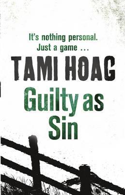 Guilty as Sin - Hoag, Tami