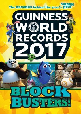 Guinness World Records 2017: Blockbusters! - Guinness World Records