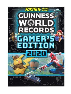 Guinness World Records Gamer's Edition 2020 - Guinness World Records