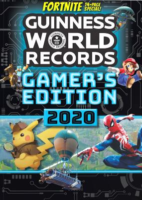 Guinness World Records: Gamer's Edition 2020 - Guinness World Records