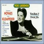 Guiomar Novaes; Otto Klemperer