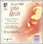Guiseppe Verdi: Luisa Miller