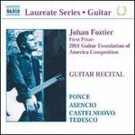 Guitar Recital: Johan Fostier Plays Ponce, Asencio, Castelnuovo-Tedesco