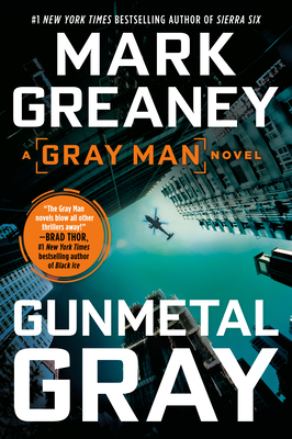 Gunmetal Gray - Greaney, Mark