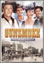 Gunsmoke: The Third Season, Vol. 1 [3 Discs]