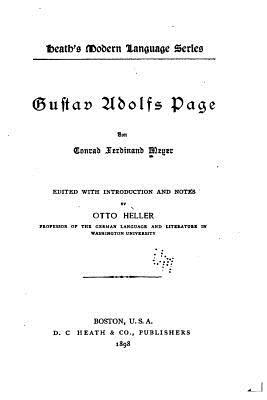 Gustav Adolfs Page - Meyer, Conrad Ferdinand