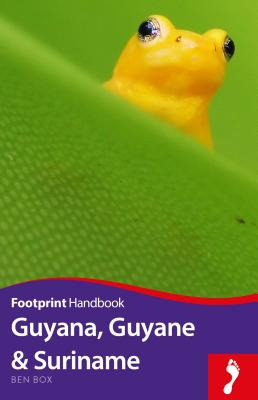Guyana, Guyane and Suriname - Box, Ben