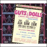 Guys and Dolls [Original Broadway Cast] - Various Artists