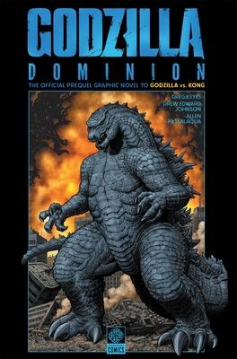Gvk Godzilla Dominion - Keyes, Greg