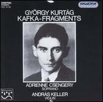 György Kurtág: Kafka-Fragments
