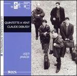 Gyorgy Ligeti & Leos Janácek - Bruno Martinez (clarinet); Celine Nessi (flute); Dominique Lobet (viola); Eric Cassen (oboe); Jean-Michel Berrette (violin);...