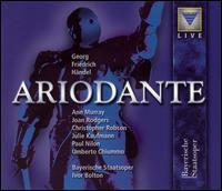 Händel: Ariodante - Ann Murray (vocals); Br. James Anderson (vocals); Christopher Robson (vocals); Ivor Bolton (cembalo);...