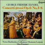 Händel Concerti grossi, Op.6, No.5-8