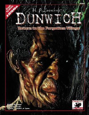H.P. Lovecraft's Dunwich: Return to the Forgotten Village - Herber, Keith