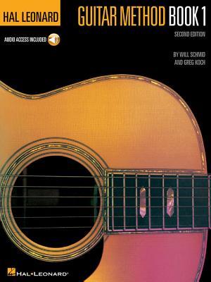 Hal Leonard Guitar Method Book 1: Book/CD/Online Audio Pack - Schmid, Will, and Koch, Greg
