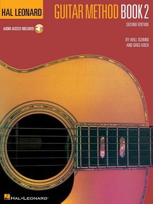 Hal Leonard Guitar Method Book 2: Book/CD Pack - Schmid, Will, and Koch, Greg
