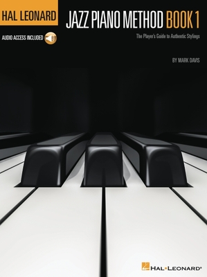 Hal Leonard Jazz Piano Method - Davis, Mark
