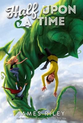 Half Upon a Time - Riley, James