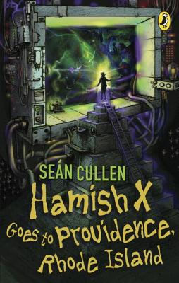 Hamish X Goes to Providence Rhode Island - Cullen, Sean