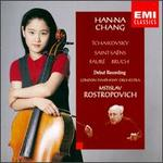 Han-Na Chang plays Tchaikovsky, Camille Saint-Saëns, Gabriel Fauré & Max Bruch