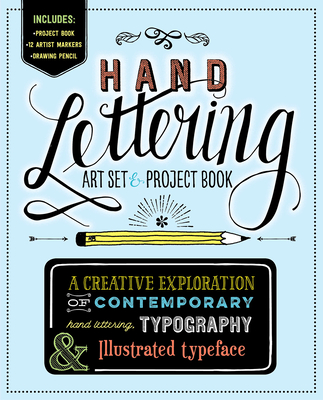 Hand Lettering: Art Set & Project Book - KirKendall, Gabri Joy, and Escalera, Jaclyn