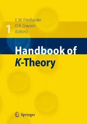 Handbook of K-Theory - Friedlander, Eric (Editor)