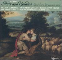 Handel: Acis and Galatea; Look down, harmonious saint - Claron McFadden (soprano); John Mark Ainsley (tenor); Michael George (bass); Robert Harre-Jones (alto);...