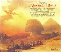 Handel: Alexander Balus - Catherine Denley (mezzo-soprano); Charles Daniels (tenor); Charles Pott (bass); Claron McFadden (soprano);...