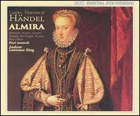 Handel: Almira - Ann Monoyios (soprano); Christian Elsner (tenor); David Thomas (bass); Douglas Nasrawi (tenor); Jamie MacDougall (tenor);...