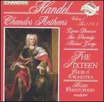 Handel: Chandos Anthems, Vol. 1 - Nos. 1, 2 & 3