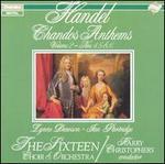 Handel: Chandos Anthems, Vol. 2 - Nos. 4, 5 & 6
