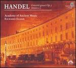 Handel: Concerti Grossi, Op. 3; Sonata a 5